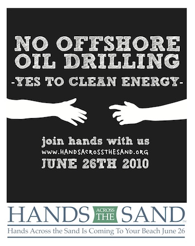 Hands Across the Sand - June 26th