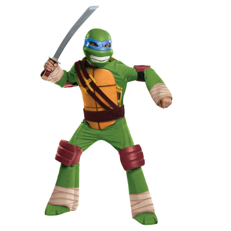 how to make a teenage mutant ninja turtle costume
