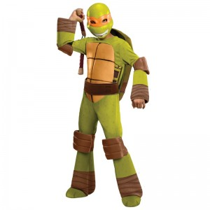 Michelangelo Teenage Mutant Ninja Turtle Costume