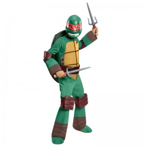 Raphael Teenage Mutant Ninja Turtle Costume